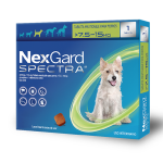 NexGard Spectra 7,5-15Kg